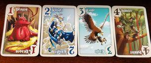 Deadfall cards