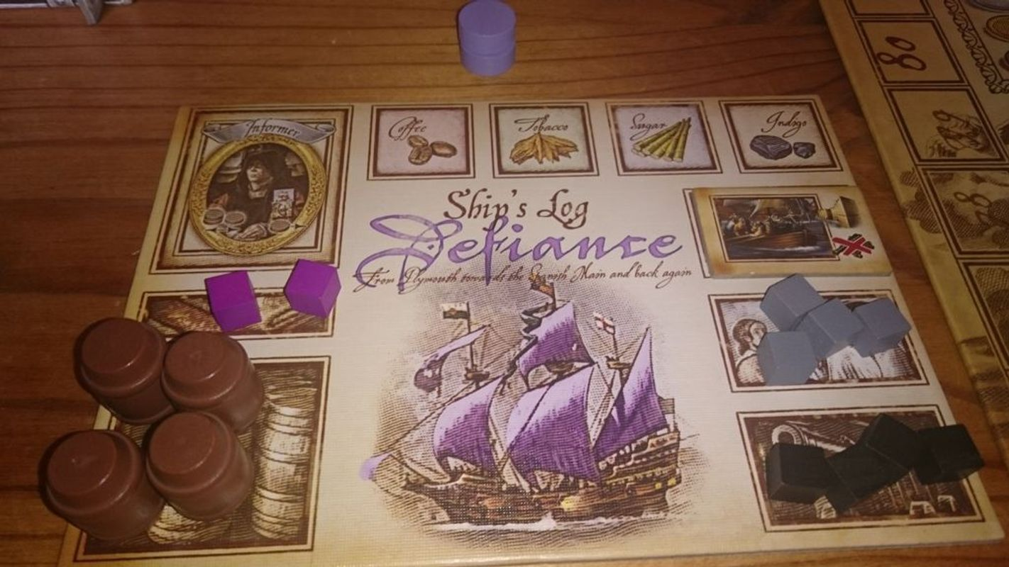Francis Drake: The Expansions gameplay