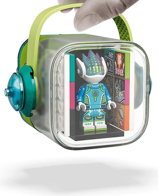 Alien DJ BeatBox box