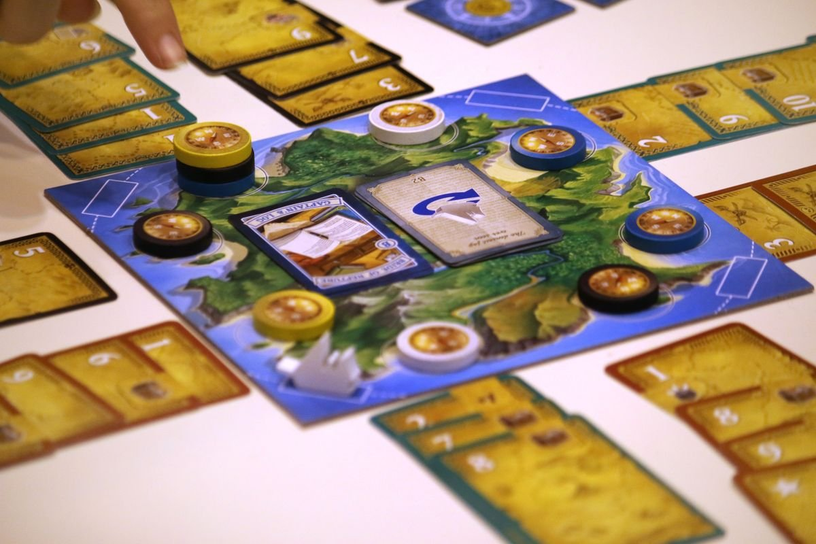 Loot Island gameplay