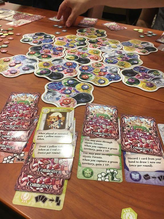Alicematic Heroes gameplay
