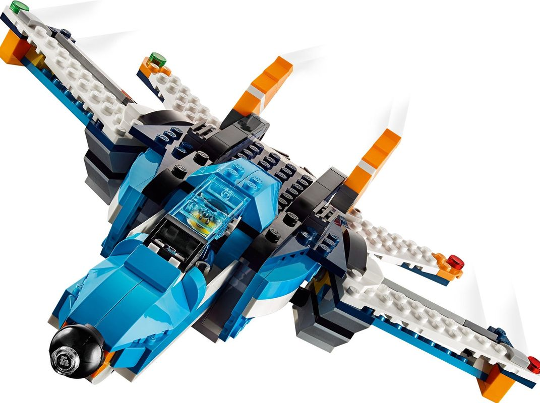Twin-Rotor Helicopter alternative