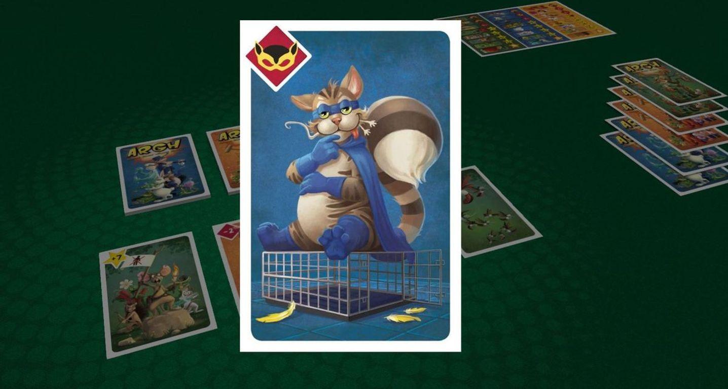 ARGH cards