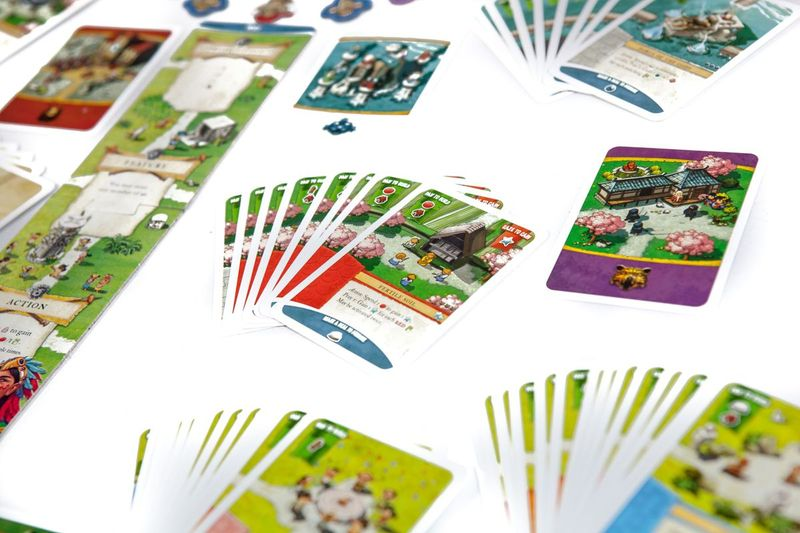 Imperial Settlers: Aztecs cards