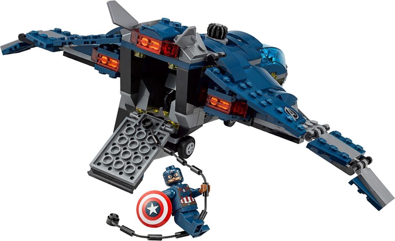 Super Hero Airport Battle components
