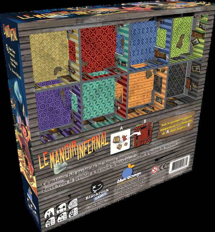 Panic Mansion box