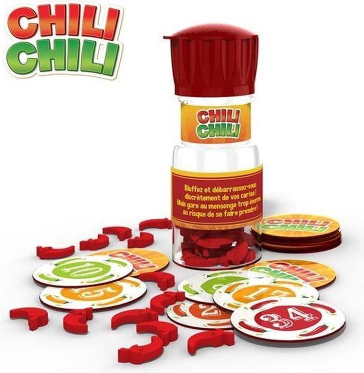 Chili Cheat components