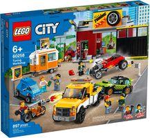 LEGO® City Tuning Workshop