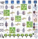 Doodle City game board