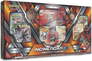Pokémon TCG: Incineroar-GX Premium Collection