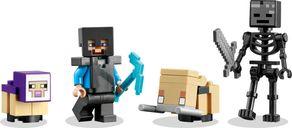 LEGO® Minecraft The Ruined Portal minifigures