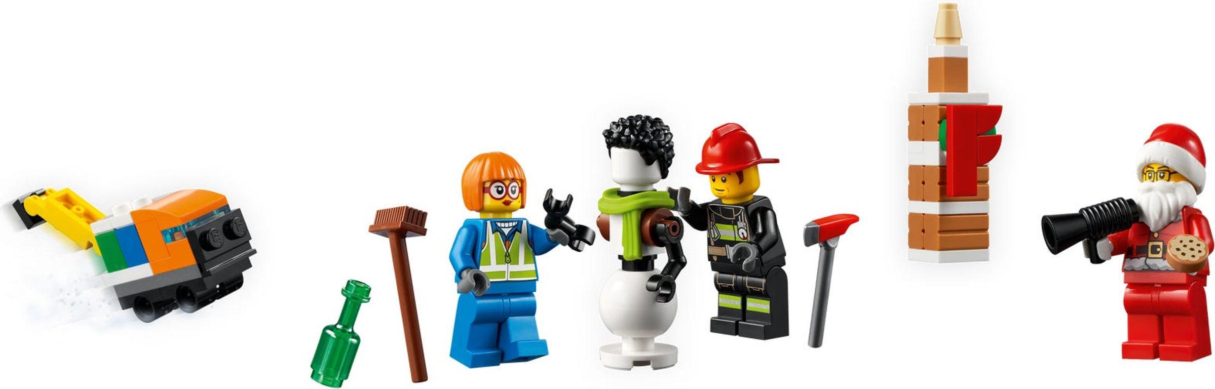 LEGO® City Advent Calendar 2021 gameplay