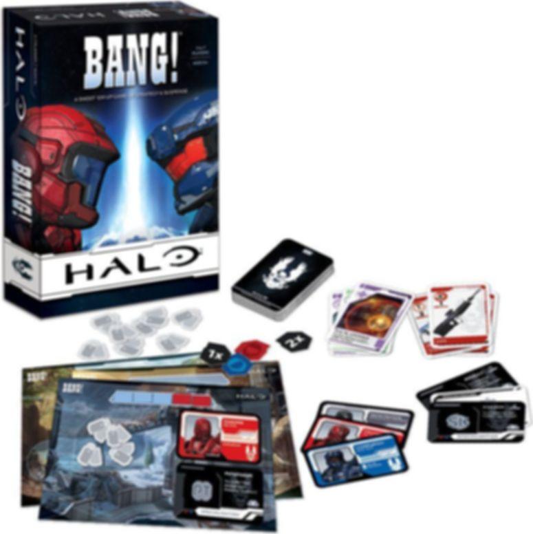 BANG!: Halo components