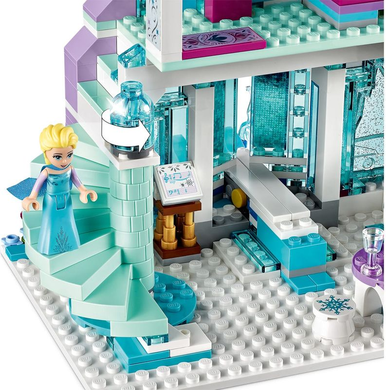 LEGO® Disney Elsa's Magical Ice Palace gameplay