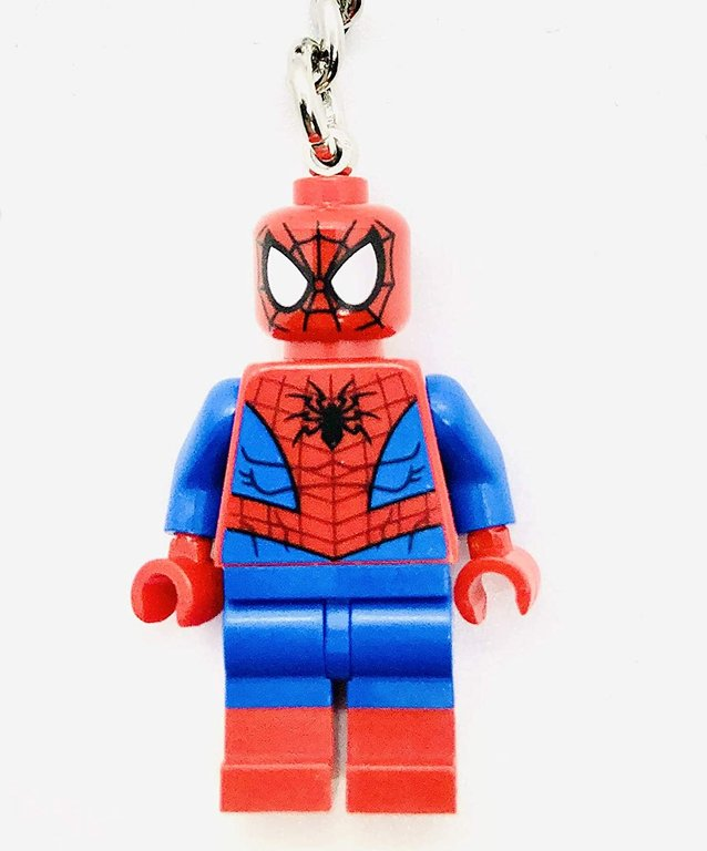 LEGO® Marvel Spider-Man Key Chain components