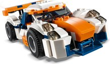 LEGO® Creator Sunset Track Racer components