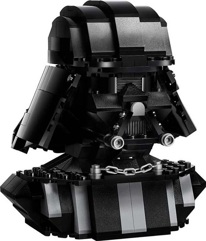 LEGO® Star Wars Darth Vader Bust components