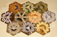 Tempus Draconis game board