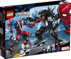 LEGO® Marvel Spider Mech vs. Venom