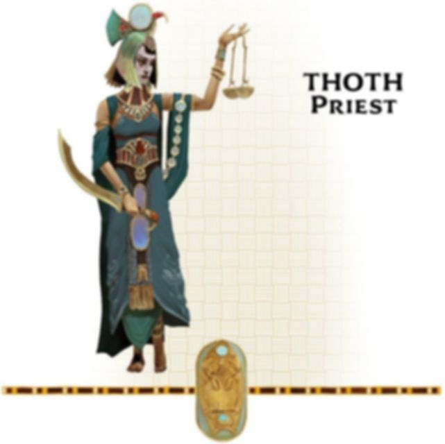 Ankh: Gods of Egypt – Pharaoh Thoth
