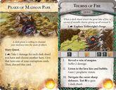 Runebound (Third Edition): Fall of the Dark Star - Scenario Pack cards