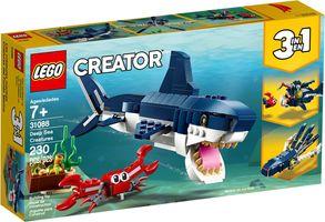 LEGO® Creator Deep Sea Creatures