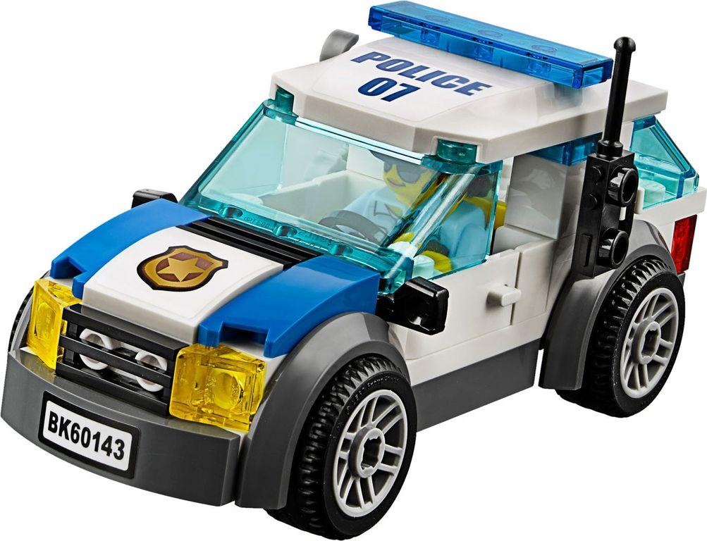 LEGO® City Auto Transport Heist components