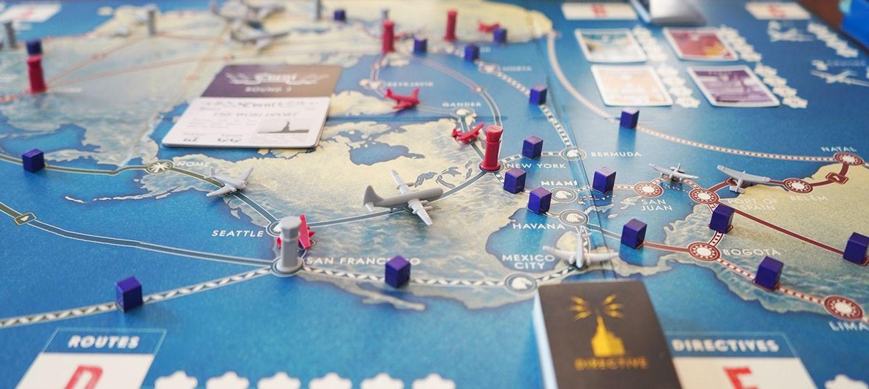 Pan Am gameplay