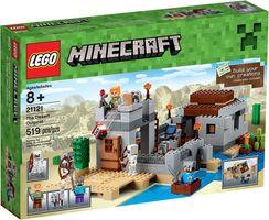 LEGO® Minecraft The Desert Outpost