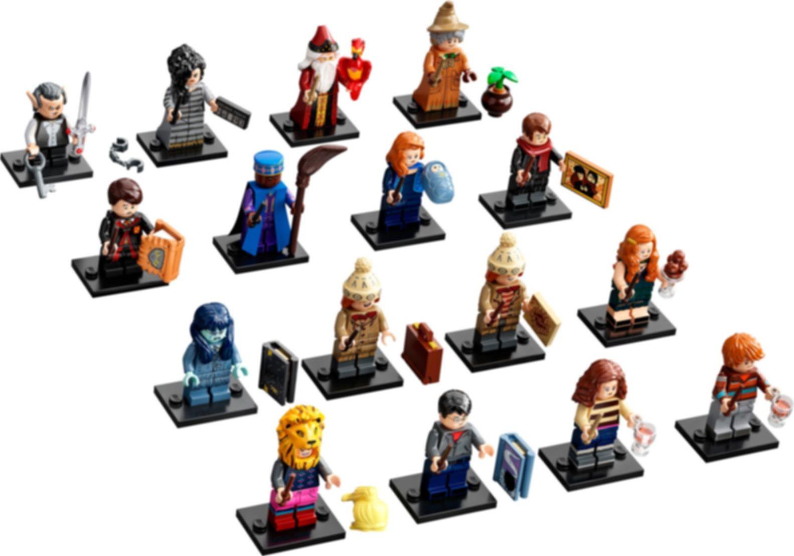HarryPotter™Series 2 minifigures
