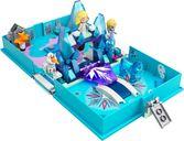 LEGO® Disney Elsa and the Nokk Storybook Adventures components