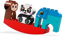 LEGO® DUPLO® My First Balancing Animals components