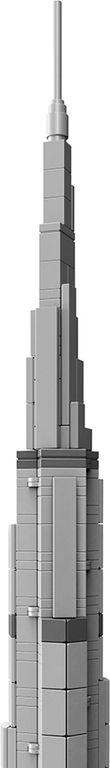 Burj Khalifa components