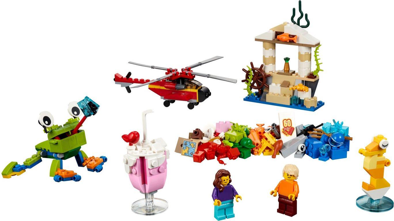 LEGO® Classic World Fun components