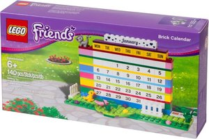 LEGO® Friends Brick Calendar