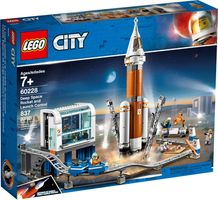 LEGO® City Deep Space Rocket and Launch Control
