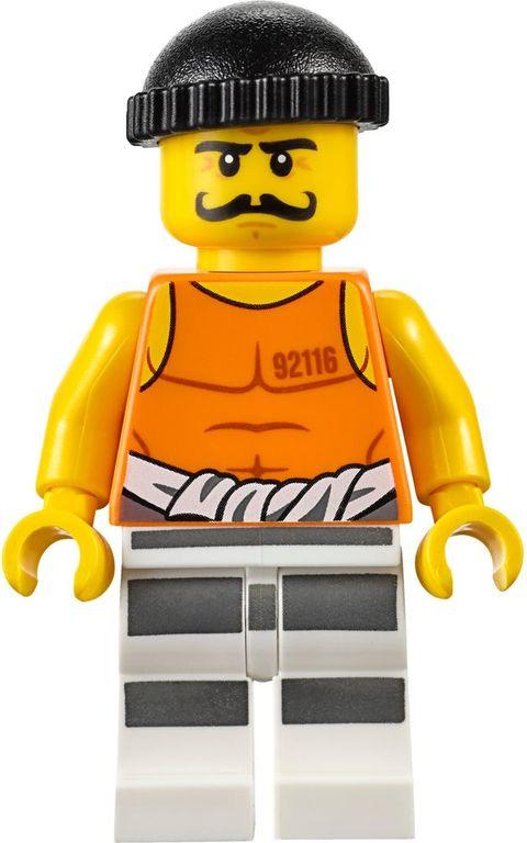 LEGO® City Tire Escape minifigures