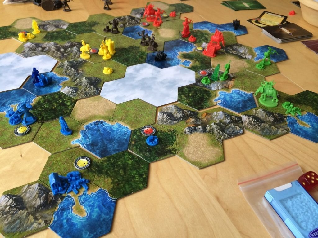 Clash of Cultures: Civilizations gameplay