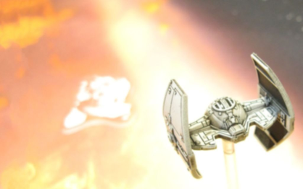 Star Wars: X-Wing Miniatures Game - Inquisitor's TIE Expansion Pack gameplay