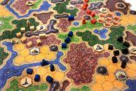 Kingdom Builder: Crossroads gameplay