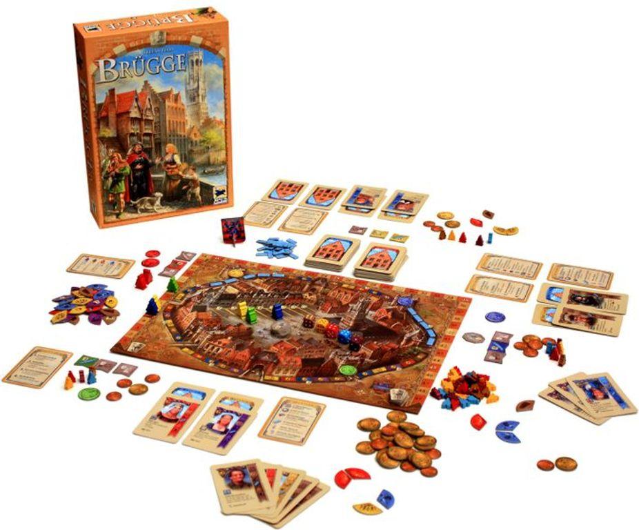 Bruges components