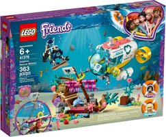 LEGO® Friends Dolphins Rescue Action
