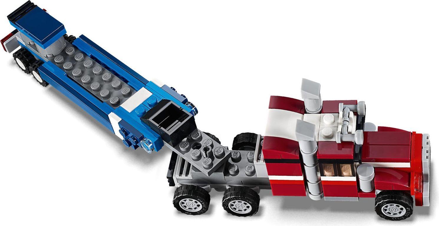 Shuttle Transporter alternative