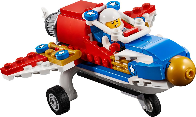 LEGO® Creator Daredevil Stunt Plane alternative