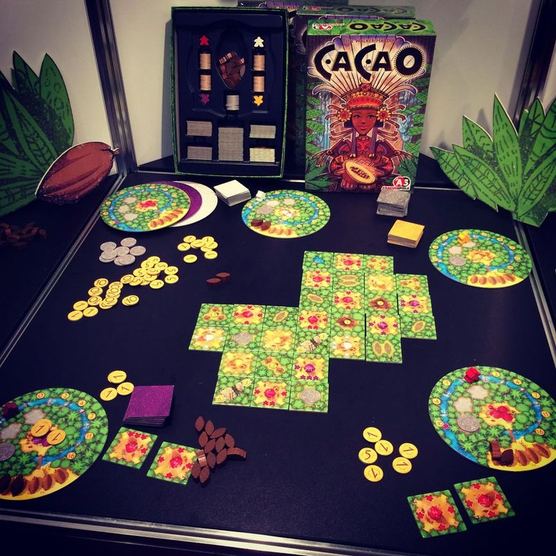 Cacao components