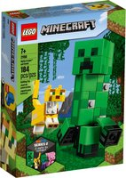 LEGO® Minecraft BigFig Creeper™ and Ocelot