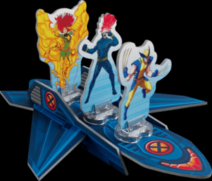 X-Men: Mutant Insurrection components