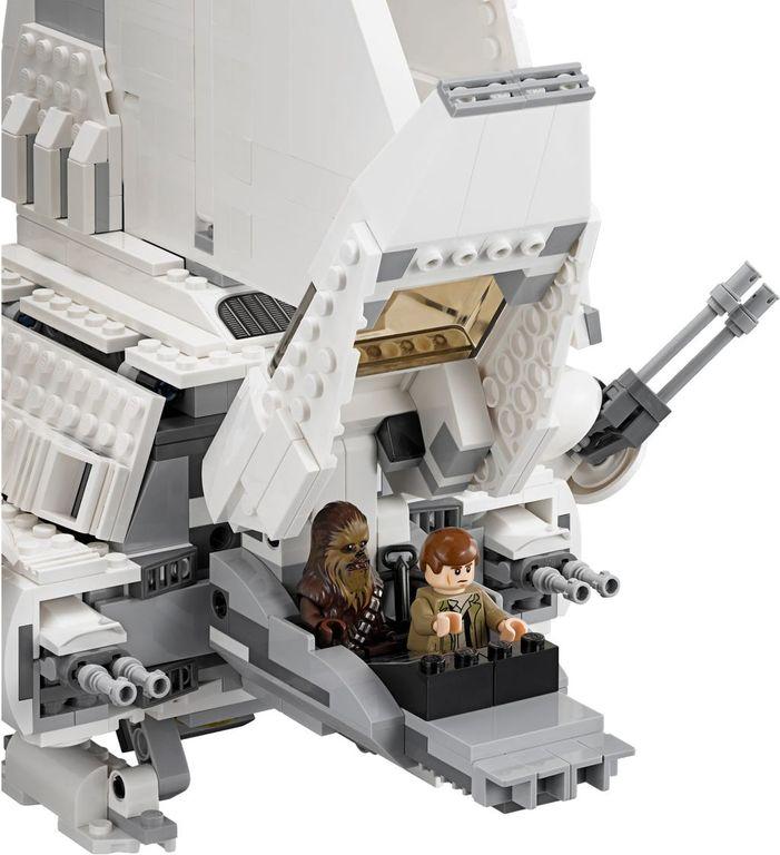 LEGO® Star Wars Imperial Shuttle Tydirium™ back side