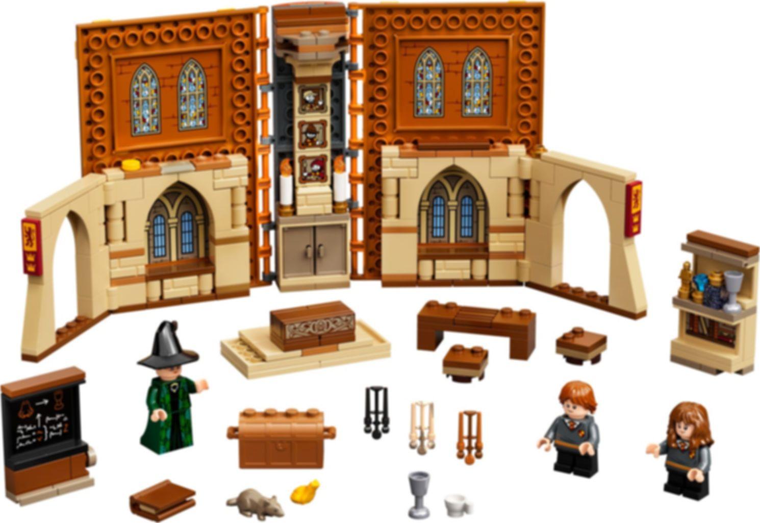 Hogwarts™ Moment: Transfiguration Class components