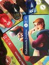 Spies & Lies: A Stratego Story cartes